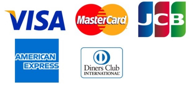 すき家で使える『クレジットカード』