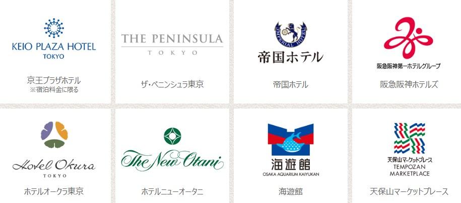 銀聯カードが使える『ホテル・宿泊施設』