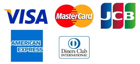 青山やスーツカンパニーで使える「クレジットカード」